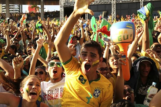 Những cổ động viên cuồng nhiệt nhất trong lịch sử World Cup - Bóng Đá