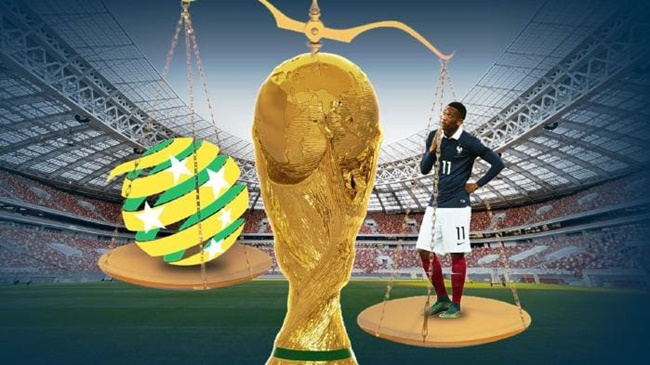 SỐC: Đội hình B của Pháp trị giá hơn nửa tỷ USD! - Bóng Đá
