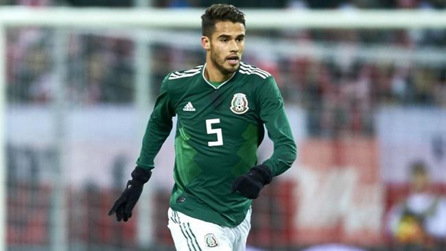 SỐC: Ngôi sao của Mexico, Reyes chia tay World Cup vì chấn thương - Bóng Đá