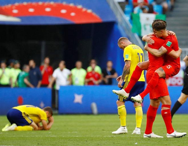 Những khoảnh khắc đáng nhớ nhất của Tam Sư sau chiến thắng trước Thụy Điển - Bóng Đá