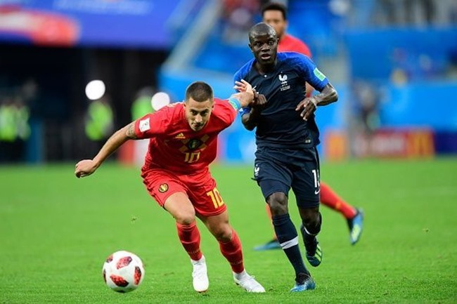 3 lí do dẫn đến trận thắng 1-0 của Pháp trước Bỉ - Bóng Đá