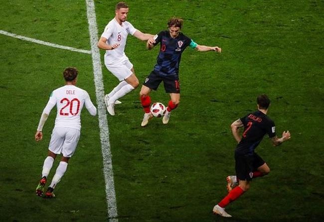 3 lí do dẫn đến trận thua 1-2 của Anh trước Croatia - Bóng Đá