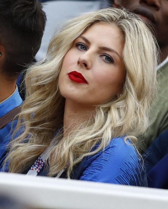 Ai là WAGS xinh đẹp nhất của tuyển Pháp tại World Cup 2018 ? - Bóng Đá