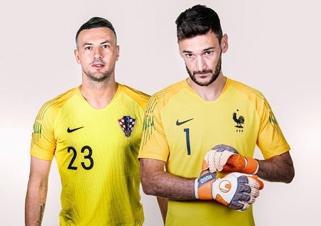 Đội hình kết hợp Pháp - Croatia: Mandzukic đánh bại Giroud - Bóng Đá