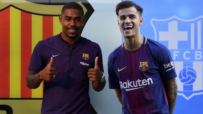 Malcom, anh là ai? Một Coutinho mới hay phiên bản Neymar 2.0? - Bóng Đá