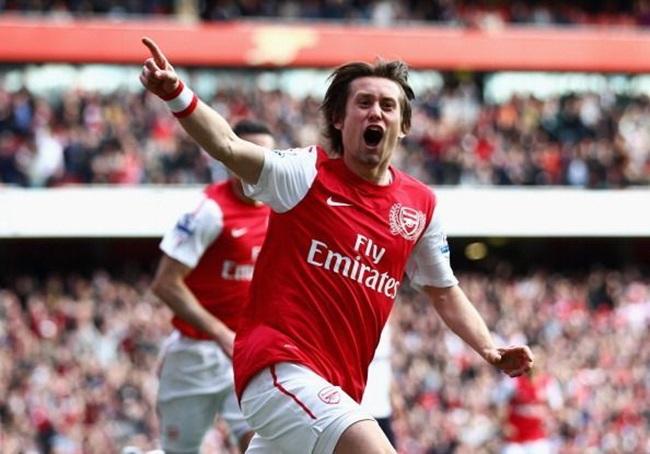 5 ngôi sao Arsenal chấm dứt sự nghiệp vì chấn thương - Bóng Đá