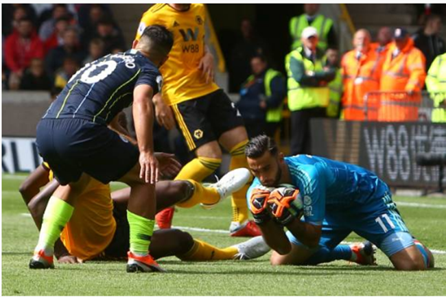 TRỰC TIẾP Wolves 0-0 Man City: Các cầu thủ áo xanh dồn ép đối thủ (H1) - Bóng Đá