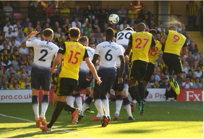 sau trận Watford vs Tottenham - Bóng Đá