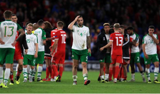 5 điểm nhấn wales vs ireland - Bóng Đá