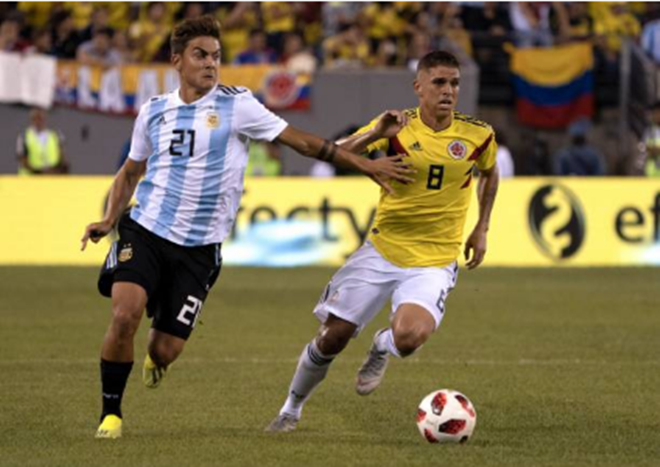 ảnh sau trận colombia vs argentina - Bóng Đá