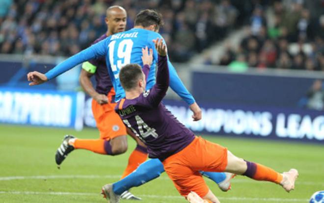 4 điểm nhấn Hoffenheim 1-2 Man City - Bóng Đá