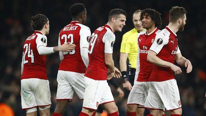 Vì sao Alex Iwobi là cầu thủ Arsenal hưởng lợi nhất dưới thời Emery? - Bóng Đá