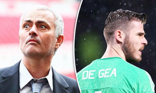 Chiến thuật của Mourinho đã biến De Gea thành thủ môn toàn diện ra sao? - Bóng Đá