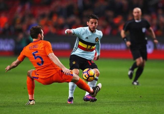 01h45 ngày 17/10, Bỉ vs Hà Lan - Bóng Đá