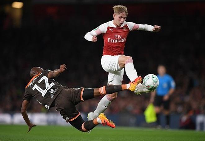 4 tài năng trẻ là hi vọng của Arsenal trong tương lai - Bóng Đá
