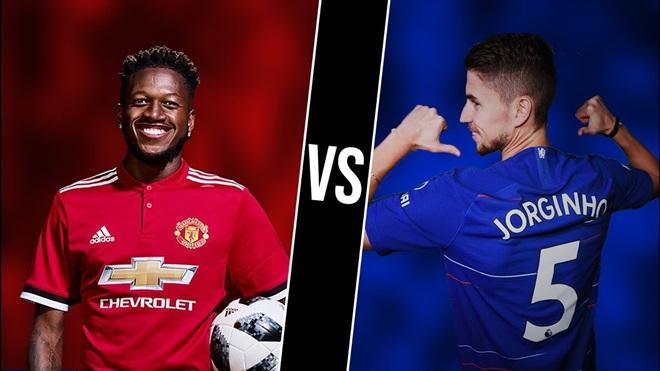 3 cặp đối đầu đáng xem nhất trận Chelsea vs Man United - Bóng Đá