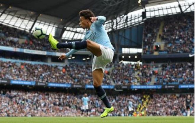 Công cường thủ chắc, Man City đại thắng trước Burnley - Bóng Đá