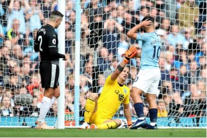 TRỰC TIẾP Man City 1-0 Burnley: De Bruyne khởi động (H2) - Bóng Đá