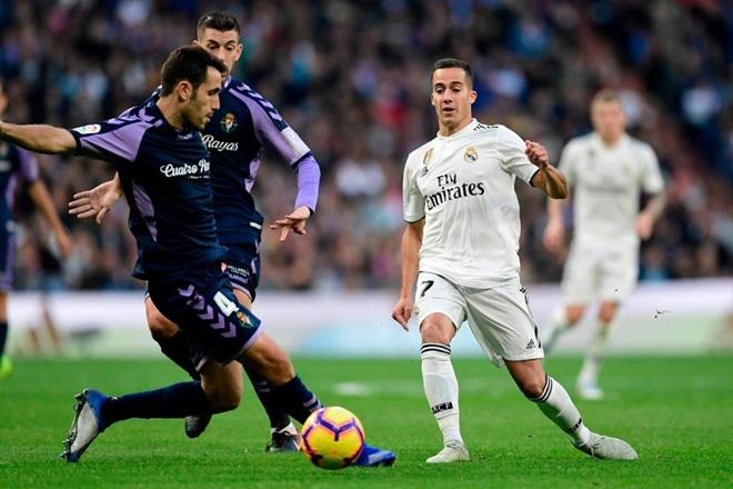 2 người thắng 3 kẻ thua sau chiến thắng đầu tiên của Real tại La Liga dưới thời Solari - Bóng Đá