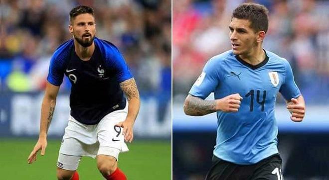 03h00 ngày 21/11, Pháp vs Uruguay: Màn thư hùng của hai cựu thù - Bóng Đá