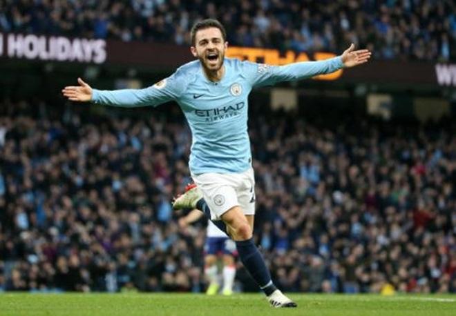 TRỰC TIẾP Man City 1-0 Bournemouth: B.Silva lập công (H1) - Bóng Đá