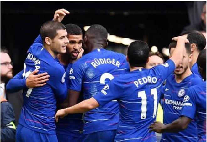Quân bài dự bị bùng nổ, Chelsea đả bại Fulham ngay trên sân nhà - Bóng Đá