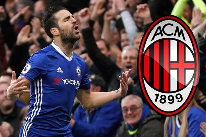 3 bến đỗ lí tưởng dành cho Fabregas nếu rời Chelsea - Bóng Đá