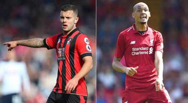 19h30 ngày 07/12, Bournemouth vs Liverpool - Bóng Đá