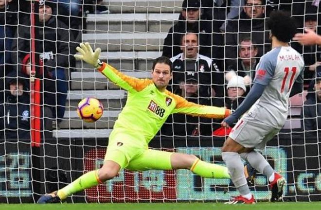 TRỰC TIẾP Bournemouth 0-1 Liverpool: Salah mở điểm (H1) - Bóng Đá