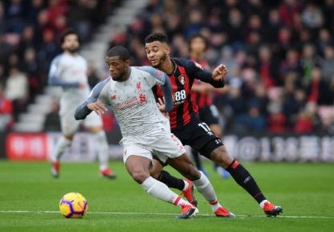 TRỰC TIẾP Bournemouth 0-1 Liverpool: Đội khách ung dung (H1) - Bóng Đá