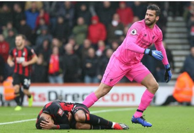 TRỰC TIẾP Bournemouth 0-1 Liverpool: Lợi thế cho đội khách (Giải lao) - Bóng Đá