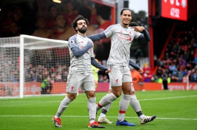TRỰC TIẾP Bournemouth 0-2 Liverpool: Salah lập cú đúp (H2) - Bóng Đá