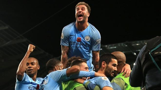 Những khoảnh khắc ấn tượng nhất của Premier League nửa đầu mùa giải 2018/2019 - Bóng Đá