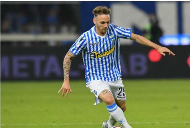 Đội hình xuất sắc nhất Serie A nửa đầu mùa giải 2018/2019 - Bóng Đá
