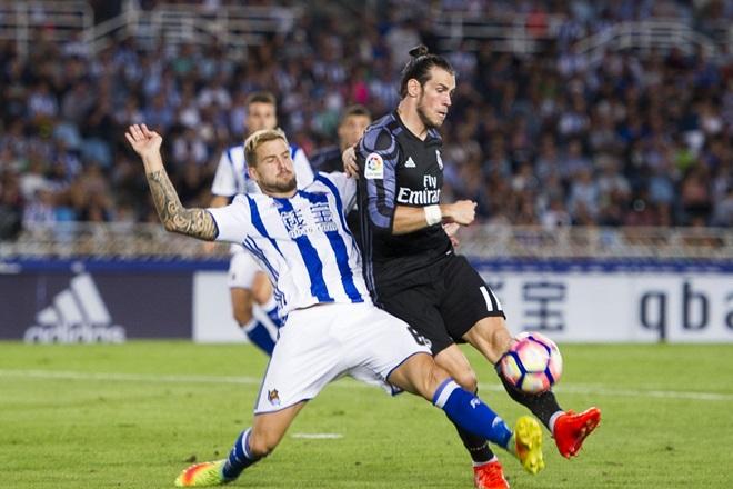00h30 ngày 07/01, Real Madrid vs Real Sociedad - Bóng Đá