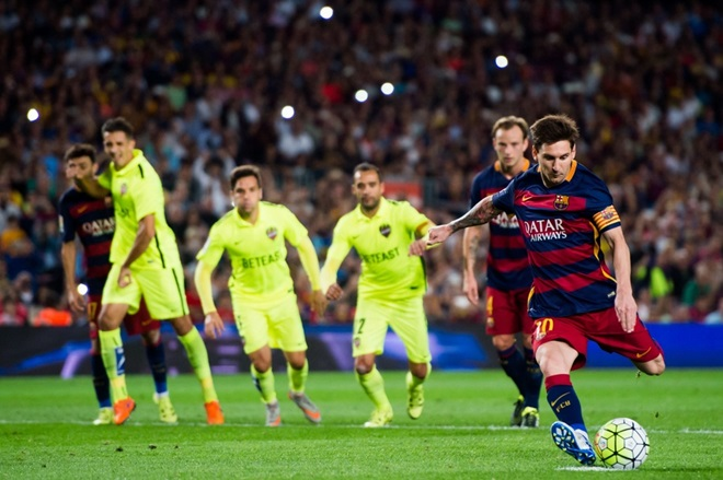 03h30 ngày 11/01, Levante vs Barcelona - Bóng Đá