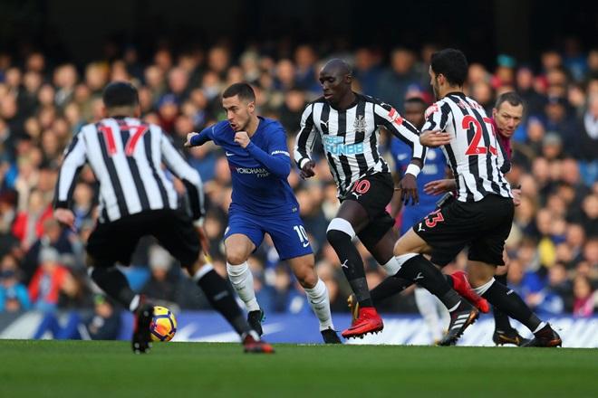 00h30 ngày 13/01, Chelsea vs Newcastle - Bóng Đá
