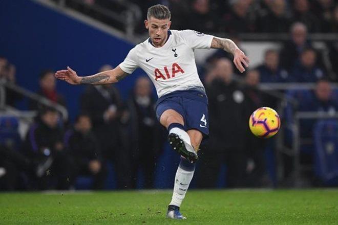 Đội hình kết hợp MU - Tottenham - Bóng Đá