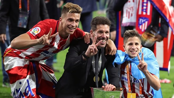 The five months in Italy that shaped Diego Simeone's managerial career - Bóng Đá