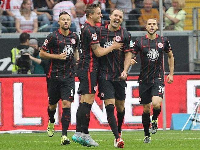 Luka Jovic, Ante Rebic, Sébastien Haller: Bộ ba đáng sợ tại Bundesliga - Bóng Đá
