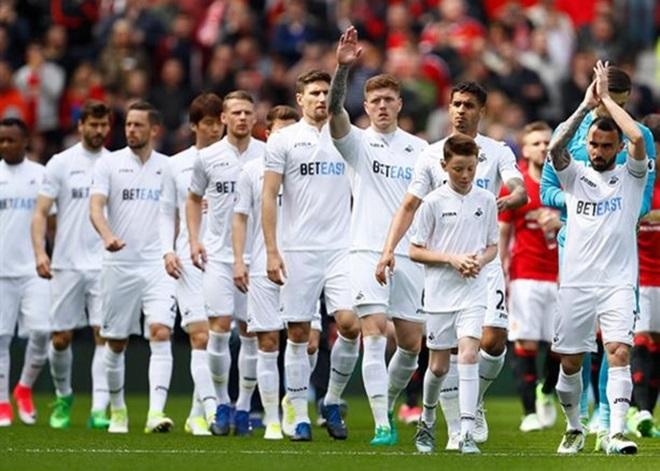 00h20 ngày 17/03, Swansea vs Man City - Bóng Đá