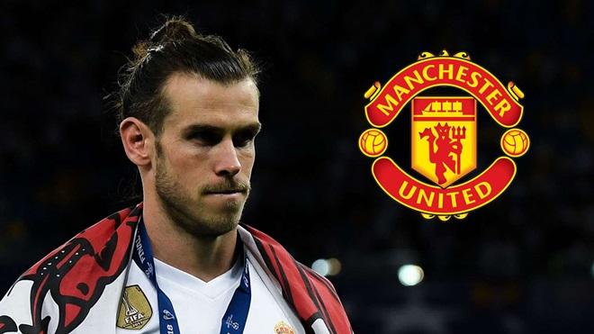 Liệu Man Utd có chiêu mộ Gareth Bale? - Bóng Đá