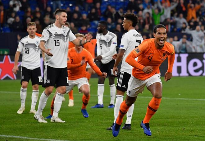 Những màn đối đầu kinh điển giữa Hà Lan và Đức - Bóng Đá
