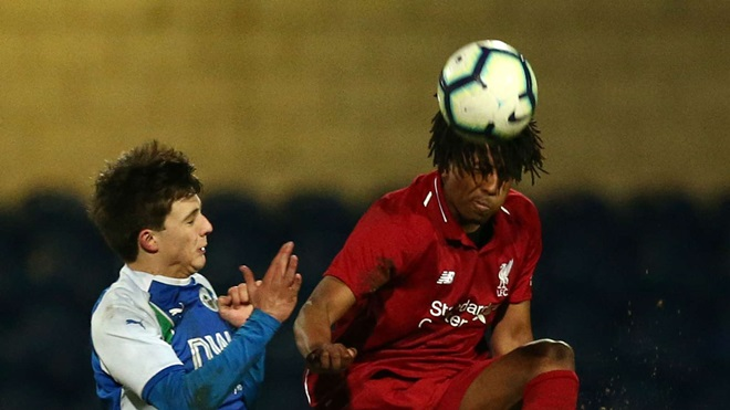Brewster, Hoever and the top 10 teenage stars to watch at Liverpool - Bóng Đá