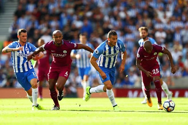 23h30 ngày 06/04, Man City vs Brighton - Bóng Đá