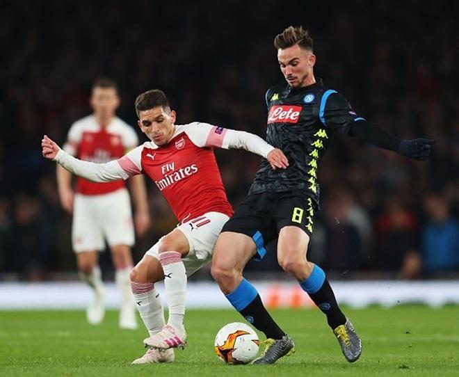 3 lí do giúp Arsenal chiến thắng Napoli - Bóng Đá