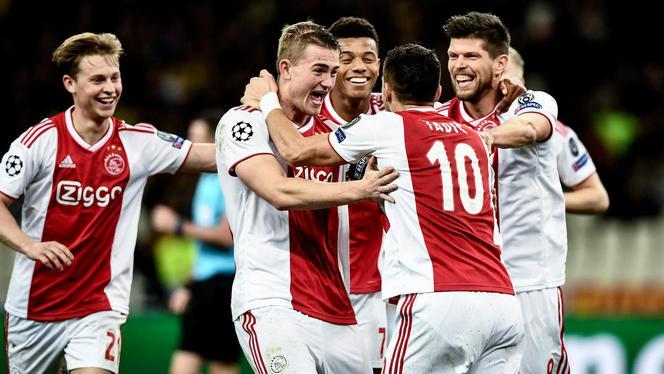 Ajax và 4 nhân tố đưa đến thành công rực rỡ - Bóng Đá