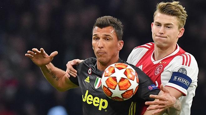 TRỰC TIẾP Juventus vs Ajax: Đội hình dự kiến - Bóng Đá