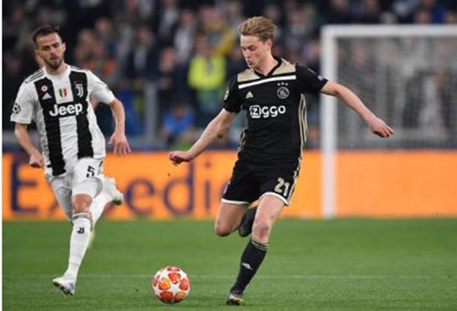 TRỰC TIẾP Juventus 0-0 Ajax: Đội khách thay người bất đắt dĩ (H1) - Bóng Đá