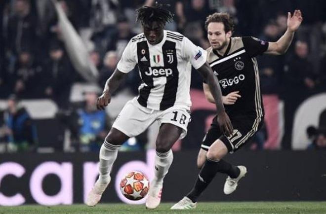 TRỰC TIẾP Juventus 1-1 Ajax: Ziyech gây náo loạn hàng thủ Bà đầm già (H2) - Bóng Đá
